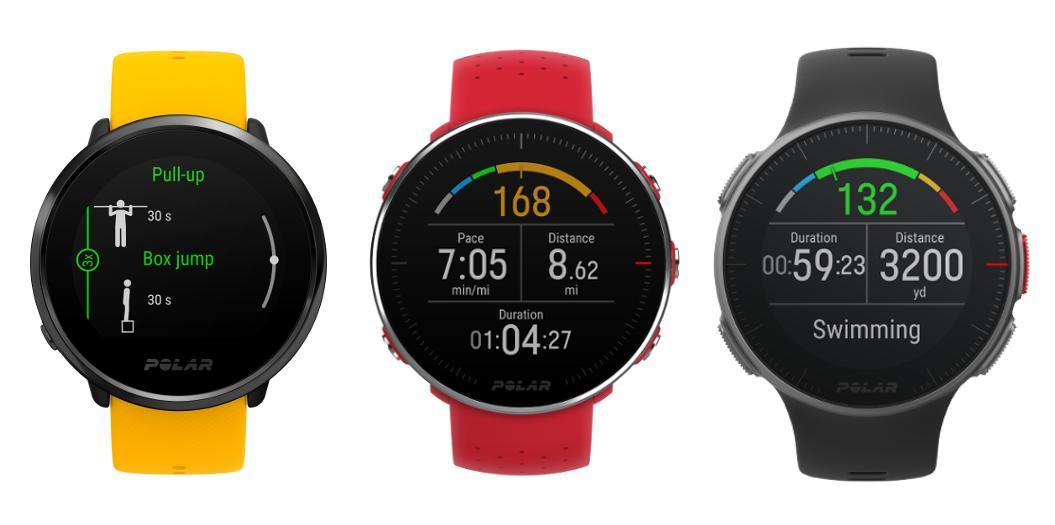 Uhrenarmband für Polar Vantage M Ersatzarmband Uhr Edelstahl Armband Smartwatch