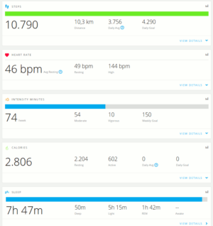 Garmin Connect: Activity Tracker