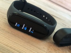 Xiaomi Mi Band 4: Fitness-Tracker