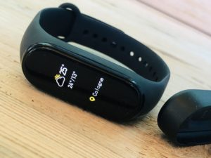 Xiaomi Mi Band 4 Test: Display