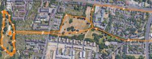 Garmin Fenix 6 Test: GPS Genauigkeit