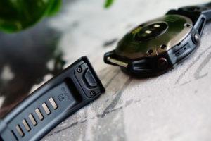 Garmin Fenix 6 Pro: Wechselbare Armbänder