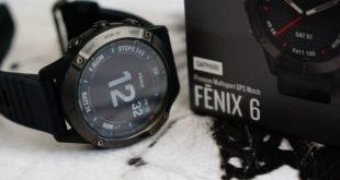 Garmin Fenix 6 Pro Test