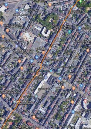 Garmin Fenix 6 Test. GPS Genauigkeit