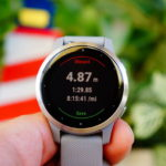 Garmin Vivoactive 4: Trainingsende