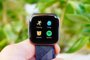 Fitbit Versa 2: Tolles Display