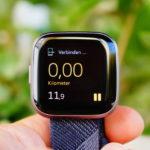 Fitbit Versa 2: Trainingsseiten