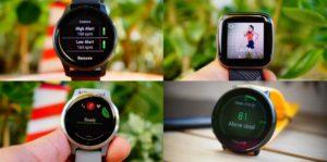 Fitness-Uhr Test: die besten Fitness-Uhren