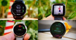 Fitness-Uhren: Unsere Besten