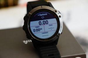 Garmin Fenix 6 Test: Laufen