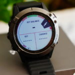 Garmin Fenix 6: Datenfelder-Layouts