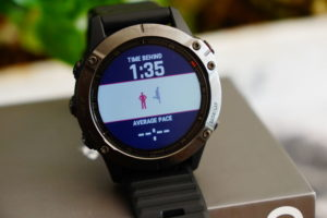 Garmin Fenix 6: Virtueller Partner