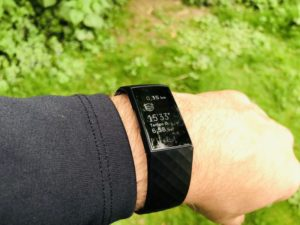 Fitbit Charge 4: Walking