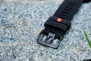Polar Grit X: Geriffeltes Armband