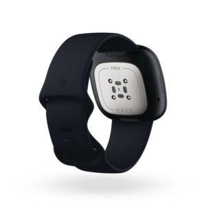 Fitbit Sense: PurePulse 2.0 Pulssensor (Bild: Fitbit)