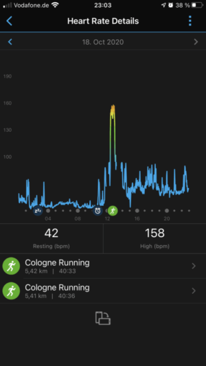 Garmin Connect HR