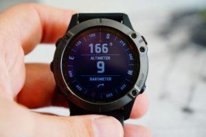 Garmin Fenix 6: Kompass
