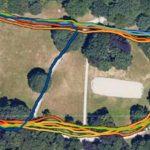 Garmin FR245 GPS Test