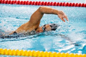 Polar Verity Sense: Schwimmen