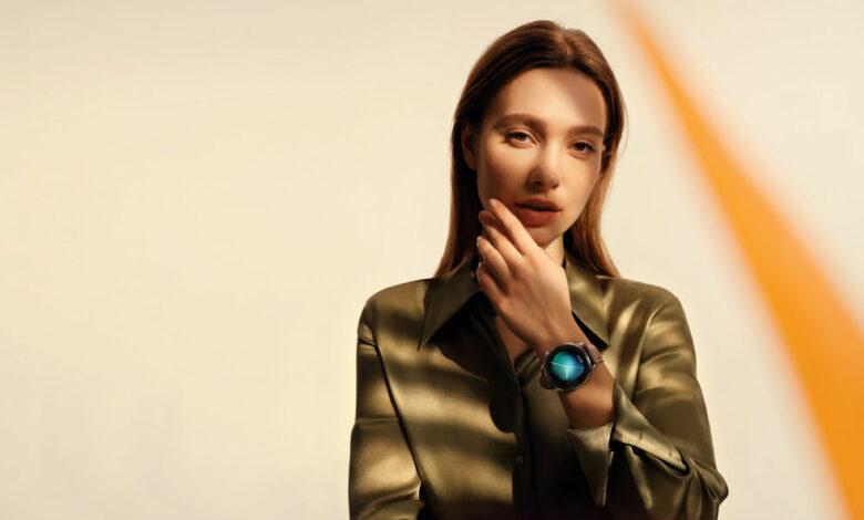 Huawei Watch 3 (Bild: Huawei)