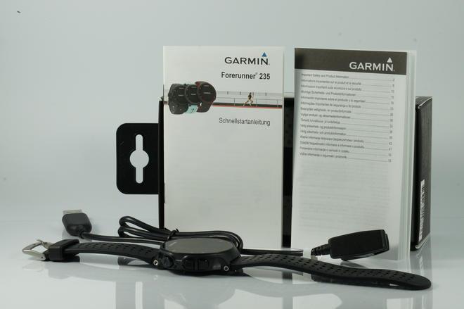 Garmin FR235 Unboxing